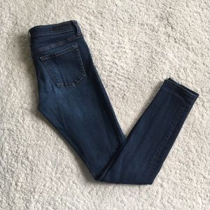 Articles Of Society Dark Wash Skinny Jeans 26